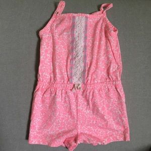 Girls' Romper